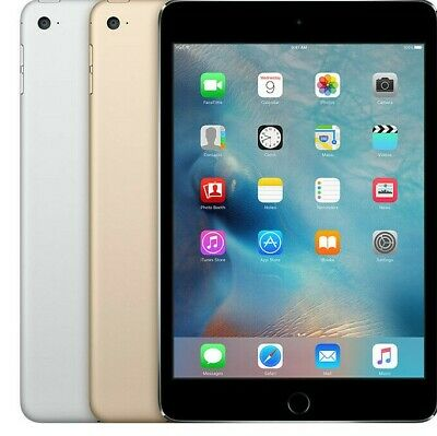 Apple iPad Mini 4 - Wi-Fi - 128GB - Space Gray - Silver - Gold