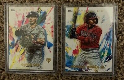 2020 Topps Inception Base Singles #1-100 You Pick and Complete Your Set