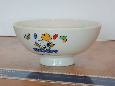 Snoopy Rice Bowl, United Features