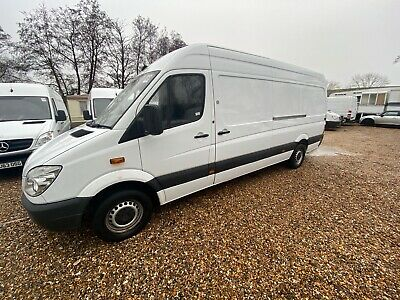 Mercedes-Benz Sprinter 63 REG  310 LWB High Roof Ex Company  VERY CLEAN !