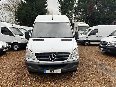 LOW MILES ! Mercedes-Benz Sprinter 63 REG  310 LWB High Roof Ex Company