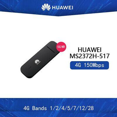 Huawei MS2372H-517 4G 150Mbps LTE Cat4 Industrial IoT Dongle Supported OS:Linux