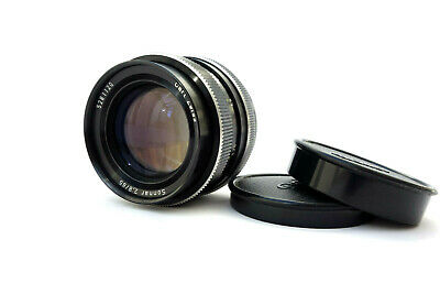 Carl Zeiss SONNAR 85 mm f2.8 No 5281120 Rollei QBM mount ly124