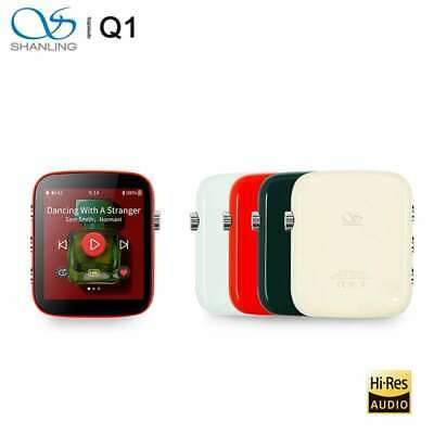 Shanling Q1 Two-way Bluetooth Portable HiFi Music Player DSD128 PCM32bit/384kHz