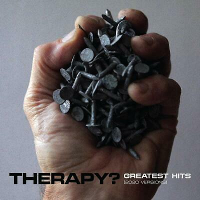 THERAPY? GREATEST HITS: THE ABBEY ROAD SESSION 2-CD (Released March 13th 2020)