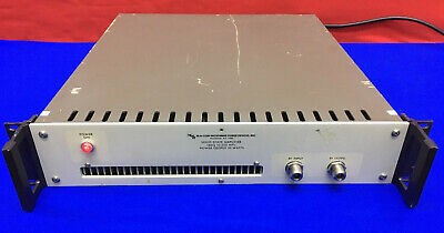 Mpd M/A-Com Microwave Power Devices Lab 1-055-10E Solid State Amplifier