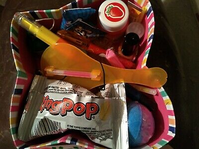 Girls Mystery Craft, Make-up, Candy, And Toy Box