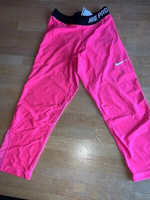 Girls Nike 3/4 Leggings Age13-15