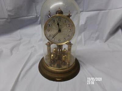 Vintage Schatz & Sohne Anniversary Clock For Parts or Repair
