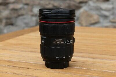 Canon EF 24-70mm f/2.8L II USM Lens - used but in great shape!