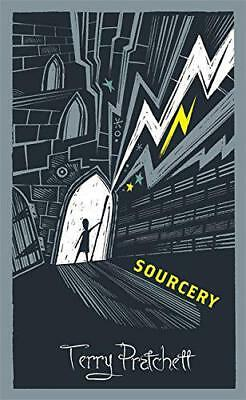 Sourcery: Discworld: The Unseen University Collection by Pratchett, Terry, NEW B