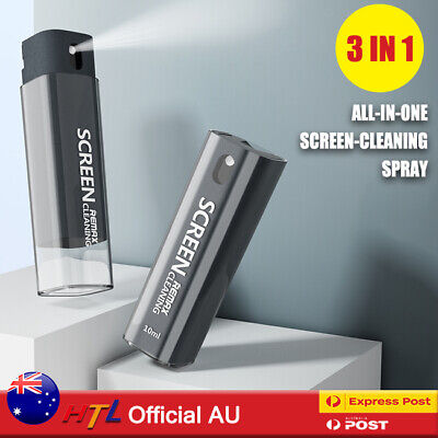 Remax All-In-One Screen Cleaning Spray Mini Screan Cleaner Reusable Disinfection