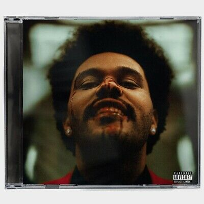 The Weeknd - After Hours CD Republic NEW