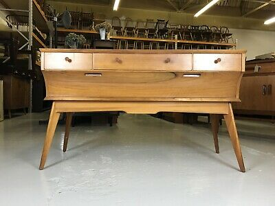 Nice Retro Alfred Cox Sideboard - Vintage Mid Century TV Stand Console Table