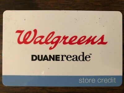 Walgreen's Gift Card $75.40 Value. Free Shipping!