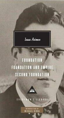 Foundation Trilogy (Everyman's Library (Alfred A. Knopf, Inc.)), Asimov, Isaac,