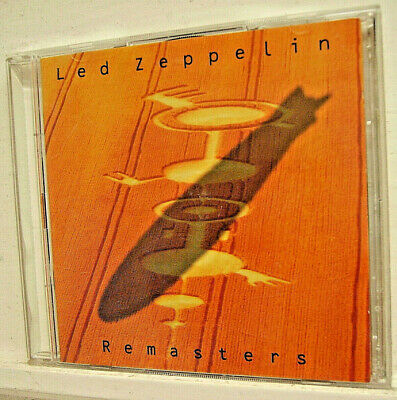 LED ZEPPELIN - 'Remasters' - X 2 CD  - (CD 1990)**EXC**