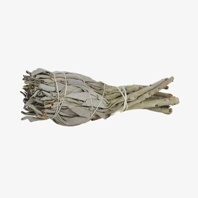 "2-Pack White Sage Smudge Stick | 3"" to 4"" Wands House Cleansing Negativity"