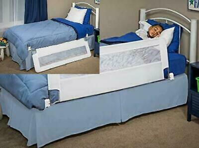 Regalo Swing Down 54-Inch Extra Long Bed Rail Guard, with Reinforced Anchor...