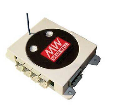 Meanwell MEAN WELL WPD-06 - Dimmer - Extern - Schwarz - Weiss - 77 mm - 110 mm
