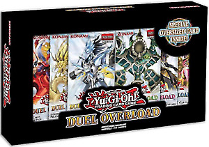 Yu-Gi-Oh! DUEL OVERLOAD *DUOV* - CHOOSE YOUR CARDS