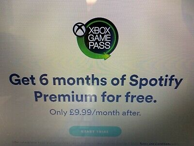 Spotify Premium 6 Months Code **New Accounts Only**