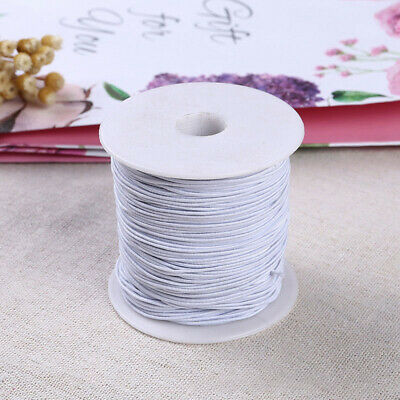 Elastic Stretchy Beading Thread Cord Bracelet String For Jewelry Making 100m DIY