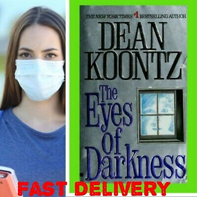 The Eyes of Darkness by Dean Koontz 1981 ( Original) EPEDEMIC VIRUS P.D.F