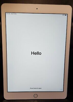 Like a new Apple iPad 6th Gen. 32GB, Wi-Fi +free charge and cable