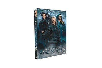 The Witcher DVD Season 1 The Complete First Season  DVD Region 1 USA SELLER