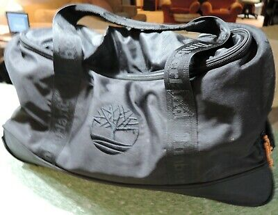 Timberland Rolling Duffel Travel Bag Telescoping Handle 25 Inch