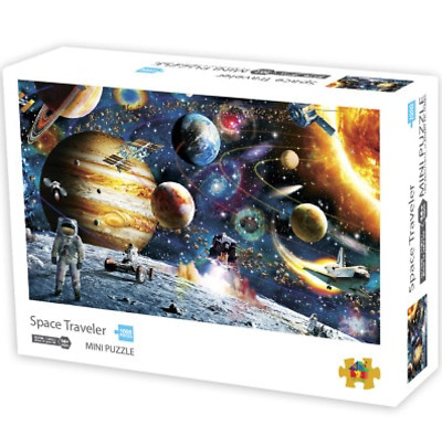 NEW Jigsaw Puzzle Space 1000 pcs Games Craft for Family Adults Kids Children Art