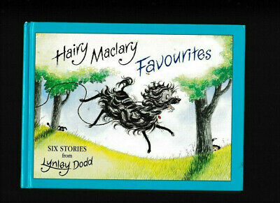 Hairy Maclary Favourites H/C - Six Lynley Dodd Stories - Shoo/Hat Tricks/Rumpus