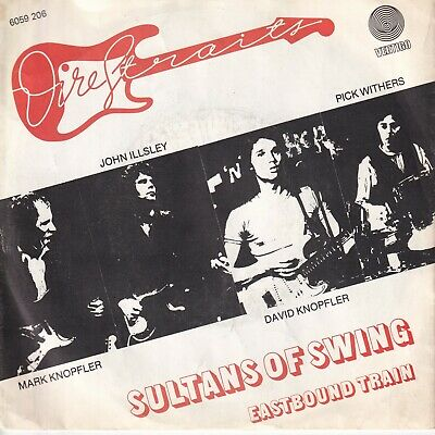 7inch DIRE STRAITS sultans of swing HOLLAND 1978 EX ( S3313)