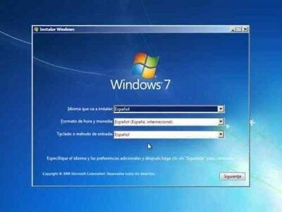 Windows 7 Professional 32-Bit + 64-Bit SP1 Repair Disc