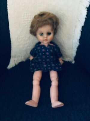 Vintage Canadian DEE AND CEE Doll Dream Baby Doll 1961