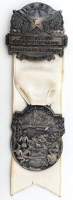 1952 Democratic Convention Assistant Sergeant-At-Arms Badge