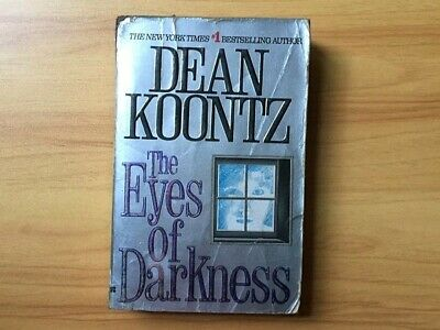 The Eyes of Darkness by Dean Koontz [P-D-F Online Version] ⚡️Fast Delivery⚡️