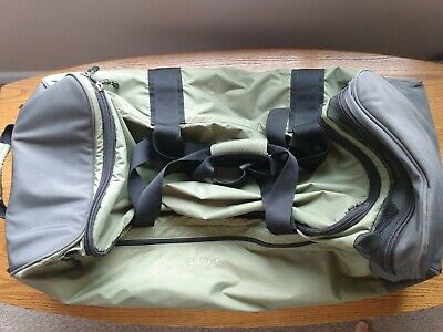 Orvis Rolling Travel Luggage Bag, outdoors, hiking, camping, lots of pockets