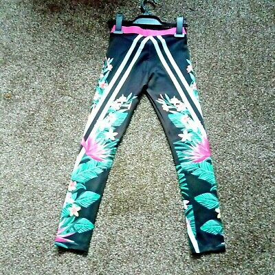 bn girls leggings age 11 years from f/f