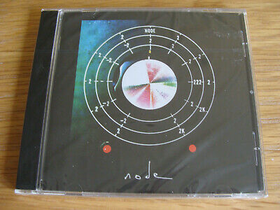 CD Album: Node : Node 2 : Sealed OOP Limited Edition of 1000 Copies Only