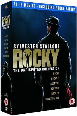 Rocky: The Undisputed Collection [6 MOVIE DVD box set]