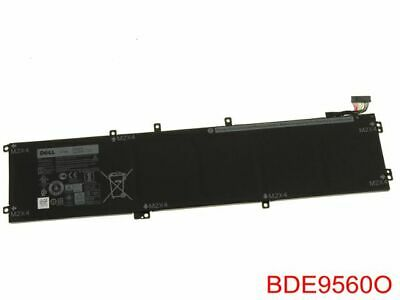 97Wh Original 6GTPY Battery for Dell XPS 15 9560 Precision 5510 5520 5XJ28