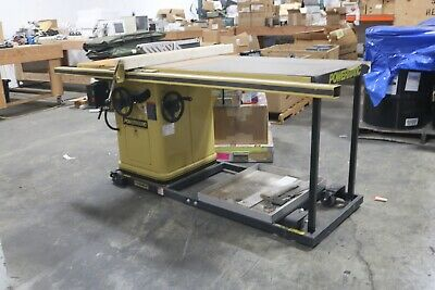 "Powermatic Table Saw 10"" Model 66-TA  230/460V 3Ph 5Hp"