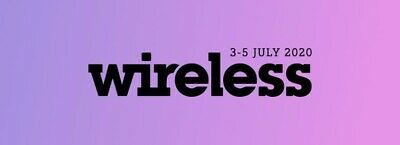 Wireless Festival 2020 Weekend Tickets - 4 Friday 4 Saturday 4 Sunday
