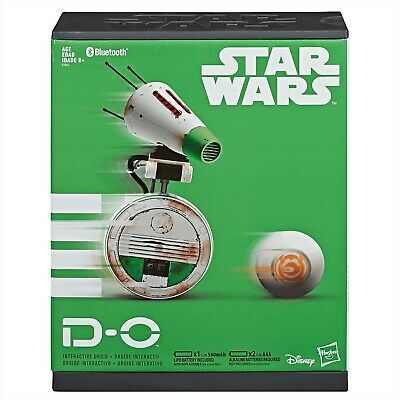 Star Wars The Rise of Skywalker D-O Interactive Droid App-Controlled Bluetooth