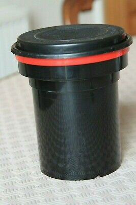 Paterson Super System 4 - 35mm / 120 Film Developing Tank.VGC+ instructions.