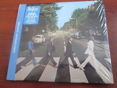The Beatles - Abbey Road [CD 50th Anniversary Edition] NEW AND SEALED
