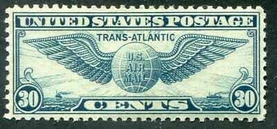 US  C24  Beautiful  Mint  NEVER  Hinged AIR  MAIL  UPTOWN