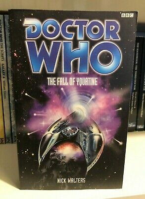 BBC Doctor Who EDA - The Fall of Yquatine